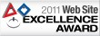 FIRST 2011 Web Site Excellence Award