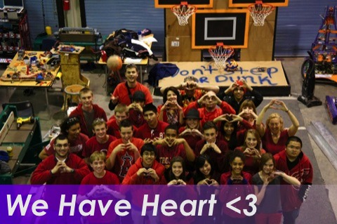 Team 399 supports American Heart Association